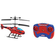 Marvel 34896 2-Channel Marvel(R) Shaped IR Helicopter with LED Lights (Ultimate Spider-Man(TM)) (R-WTT34896)