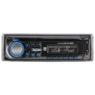 Dual AM/FM/CD-R/RW/MP3/WMA USD contol for ipod/Phone 3.5mm SWI ready Remote 2 Pre-amp out (R-XDMA350)