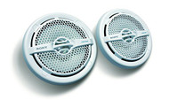 Sony XSMP1611 6.5-Inch Dual Cone Marine Speakers (White) (R-XS-MP1611)