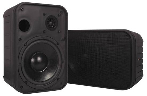 Pyramid 5080 6.5'' 2-Way 500 Watt Studio Monitor DJ Pro Audio