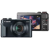 CANON 1066C001 20.1-Megapixel PowerShot(R) G7 X Mark II Digital Camera (R-CND1066C001)