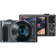 CANON 1072C001 20.2-Megapixel PowerShot(R) SX620 Digital Camera (Black) (R-CND1072C001)