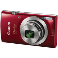 CANON 1096C001 20.0-Megapixel PowerShot(R) ELPH(R) 180 HS Digital Camera (Red) (R-CND1096C001)