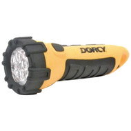 DORCY 41-2510 55-Lumen 4-LED Carabiner Waterproof Flashlight (R-DCY412510)