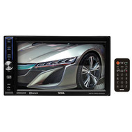 "Soundstorm 6.5"" Double Din Touchscreen Receiver Bluetooth Aux/Usb/Sd (R-DDML65B)"