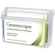 DEFLECTO 70901 Grab-A-Card(R) Outdoor Business Card Holder (R-DEF70901)
