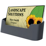 DEFLECTO 90104 Sustainable Office(TM) Single Business Card Holder (R-DEF90104)