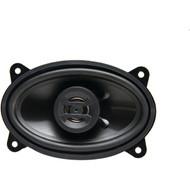 "HIFONICS ZS46CX Zeus Series Coaxial 4ohm Speakers (4"" x 6"", 2 Way, 200 Watts max) (R-HIFZS46CX)"