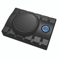 "Planet 8"" Low Profile Subwoofer with 2CH Amp Output Remote Level Control (R-P82UAW)"