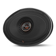 """Infinity REF9622IX 6"""" x 9"""" Reference Series Coaxial Car Speakers With Edge-driven Textile Tweeter, Pair"""