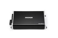 Kicker 41DXA2504 D Series 4 Channel Full Range 250 Watt Car Power Amplifier
