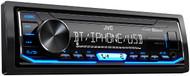 JVC KD-X255BT  DIN Ipod and Android Digital Media Bluetooth Car Audio Receiver