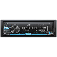 JVC KD-X340BTS Single DIN Bluetooth In-Dash Digital Media Car Stereo Receiver