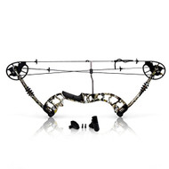 SereneLife Compound Bow, Adjustable Draw - Right Handed (SLCOMB10)