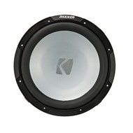 Kicker 45KM104 10-inch (25cm) Weather-Proof Subwoofer for Enclosures, 4-Ohm