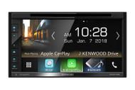 Kenwood DDX6705S 2-DIN Bluetooth HD AM/FM Radio Receiver