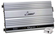 Lanzar OPTI2000D Optidrive 2000W Half Ohm Stable Mono Block Digital Competition Amp