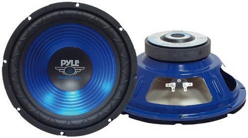 1 x  Pyle PLW1 x 0BL 1 x 0'' 600 Watt Subwoofer Sub Car Audio