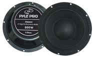 Pyle PM8DC 8'' High Power High Performance Midbass Car Audio