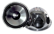 1 x  Pyle PLCHW1 x 0 1 x 0'' 1 x 400 Watt DVC Subwoofer Sub Car Audio