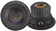 1 x  Lanzar MAX1 x 0D Max 1 x 0'' 800 Watt Small Enclosure Dual 4 Ohm Subwoofer Sub