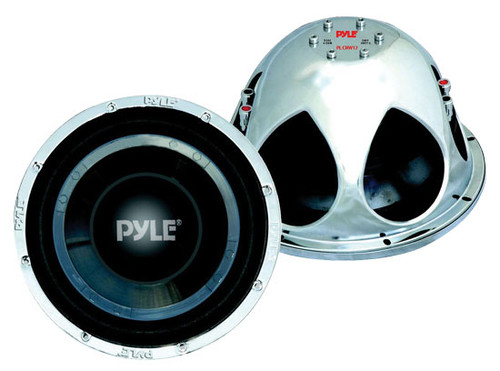 1 x  Pyle PLCHW1 x 2 1 x 2'' 2400 Watt DVC Subwoofer Sub Car Audio