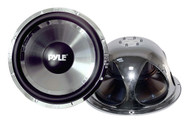 1 x  Pyle PLCHW1 x 5 1 x 5'' 3600 Watt DVC Subwoofer Sub Car Audio
