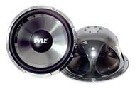 1 x  Pyle PLCHW1 x 5 1 x 5'' 3600 Watt DVC Subwoofer Sub Car Audio
