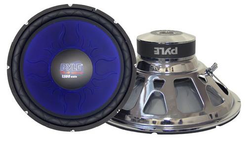 1 x  Pyle PL1 x 890BL 1 x 8'' 1 x 800 Watt DVC Subwoofer Sub Car Audio