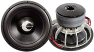 1 x  Lanzar OPTI1 x 233D Optidrive 1 x 2'' High Power Dual 1 x .2 Ohm VC Subwoofer Sub