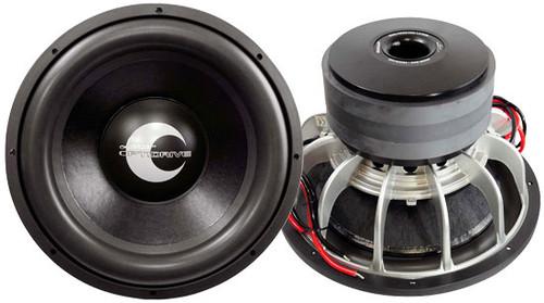 1 x  Lanzar OPTI1 x 233D Optidrive 1 x 2'' High Power Dual 1 x .2 Ohm VC Subwoofer Sub
