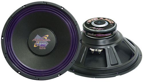 1 x  Pyramid WH1 x 238 1 x 2'' 300 Watt High Power Paper Cone 8 Ohm Subwoofer Sub