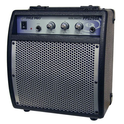 Pyle PPG260A 80 Watts Portable Guitar Amplifier