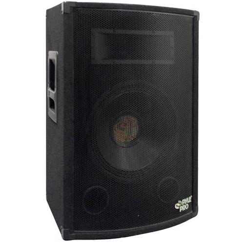 Pyle PADH1079 500 Watt 10'' Two-Way Speaker Cabinet DJ Pro