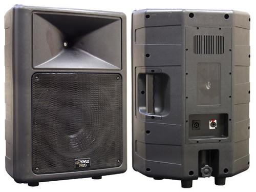 1 x  Pyle PPHP1 x 259 500 Watt 1 x 2'' 2 Way Full Range Loud PA Speaker DJ Pro