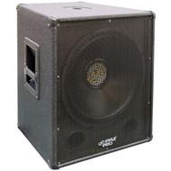 Pyle PASW15 800 Watt 15'' Stage PA Subwoofer Cabinet DJ Pro