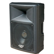 Pyle PPHP1559 700 Watt 15'' Two-Way Plastic Molded Speaker Cabinet DJ Pro