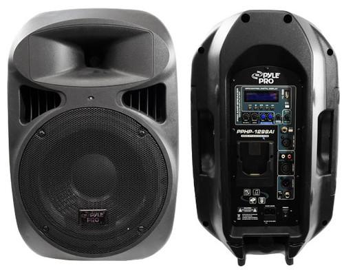 1 x  Pyle PPHP1 x 299AI 1 x 2'' 1 x 000 Watt Loud Powered Speaker with USB iPod Dock