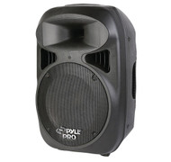 "Pyle PPHP1599AI 15"" 1600W Portable Powered 2 Way Full Range Loud Speaker w/MP3/USB & iPod Dock"