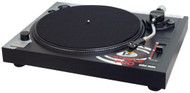 Pyle PLTTB1 Professional Belt-Drive Turntable