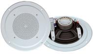 Pyle PDICS54 5'' Full Range In Ceiling Speaker System W/Transformer