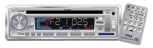 Pyle PLCD3MR AM FM-MPX IN -Dash Marine CD/MP3 Player/USB & SD Card Function