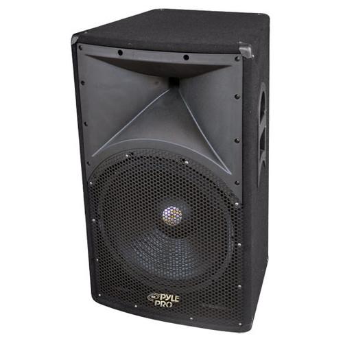 Pyle PADH121 600 Watt 12''  2 - Way  PA Speaker Cabinet DJ Pro