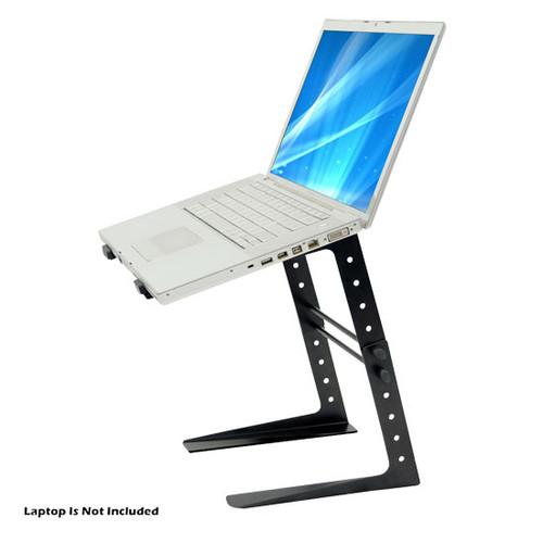 Pyle PLPTS25 Laptop Computer Stand For DJ DJ Pro Audio