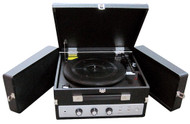 PylePro PLTTB8UI Classical Vinyl Turntable Record Player iPod/AUX Input w/Speaker System
