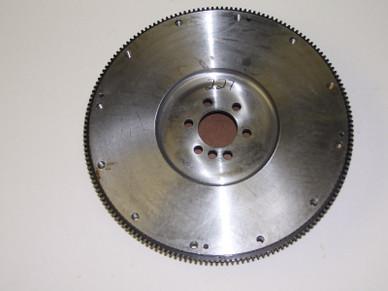 C227P Chevy LSX 168T Flat Billet Steel Flywheel
