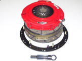 C400 McLeod 26T RST Twin Disc Clutch Kit,SB/BB 153T