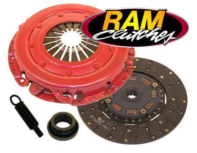 "C451X  Ram 11.0"" 10T HDX Clutch Kit (99-04)"