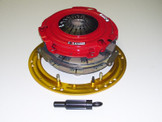 C403MHD McLeod 26T RXT Heavy Duty Twin Disc Clutch Kit, Ford Mod.