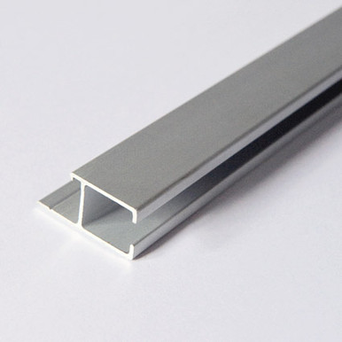 Anodised Aluminium Gallery Hanging System Track